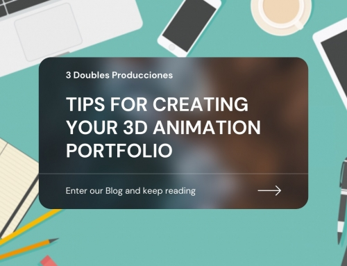 How to create your portfolio for 3D animation?