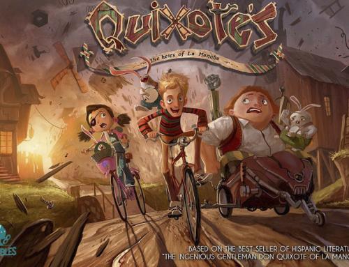 Quixotes, the heirs of La Mancha